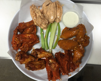 chicken wings in charlotte
